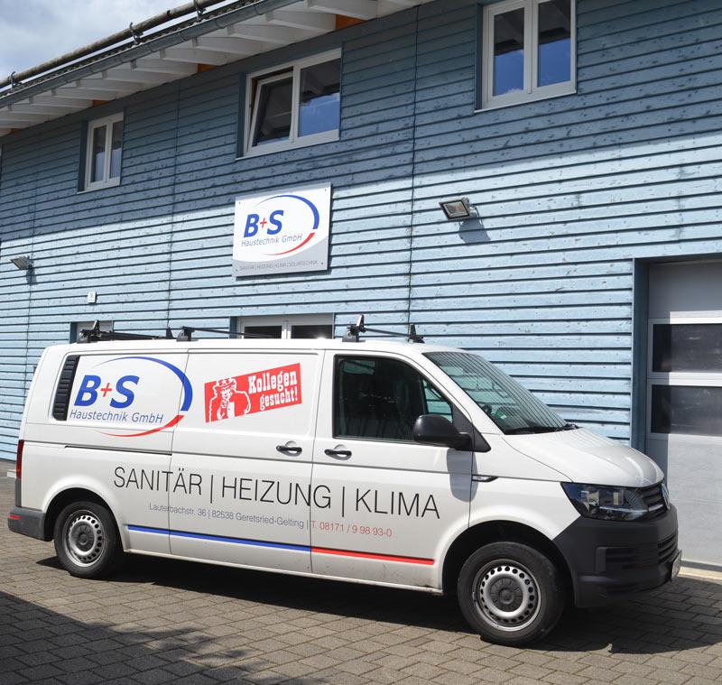 B+S Haustechnik Geretsried